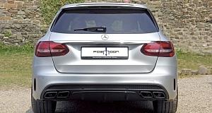 700 л.с для Mercedes-AMG C63 S от Posaidon