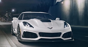 Corvette ZR1 получил доработки от Hennessey