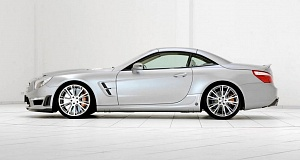 Brabus 800 Roadster или тюнинг Mercedes-AMG SL 65