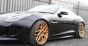 Тюнинг Jaguar F-Type R от VIP-Design