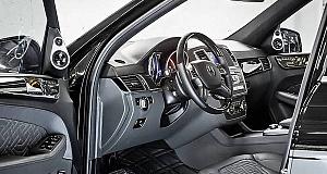 Ателье Carlsson – Mercedes-Benz CML Royale Revox