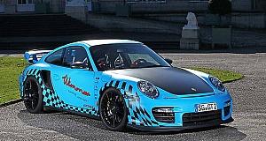 Тюнинг от Wimmer - Porsche 911 GT2 RS