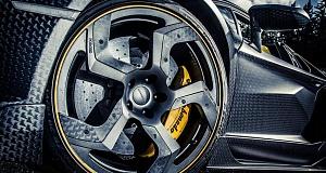 Ателье Mansory и их Lamborghini Carbonado Apertos
