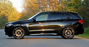 G-Power усилили новый BMW X5 M (F85)