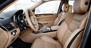 Brabus 850 XL или тюнинг Mercedes-AMG GLS 63