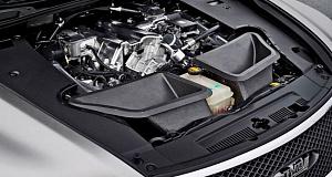 Компания TGM – проект Lexus LS с 650 лошадиными силами