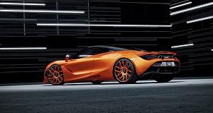 В Wheelsandmore сделали McLaren 720S сильнее