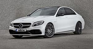 Более мощный Mercedes-AMG C63 от VATH