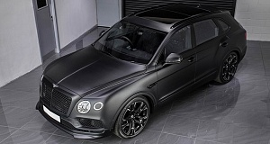 Bentley Bentayga с доработками от Wheelsandmore
