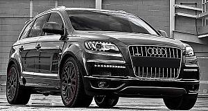 Audi Q7 Kahn 2013