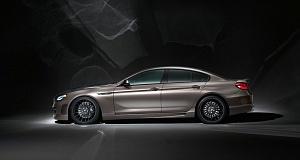 Ателье Hamann – проект BMW 6 Series Gran Coupe