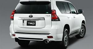Первый тюнинг для обновленного Land Cruiser Prado