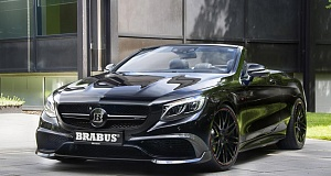 Самый мощный Mercedes-AMG S 63 от Brabus