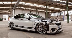 Carbonfiber Dynamics сделали тюнинг BMW M4 Coupe