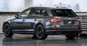 Audi S4 Avant (B9) с 425 л.с. от ABT