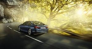 Тюнинг BMW 750i от ателье Alpina