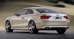 Audi A5 в исполнении ABT Sportsline – тюнинг на все 100!