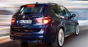 Проект от Alpina на базе кроссовера BMW X3