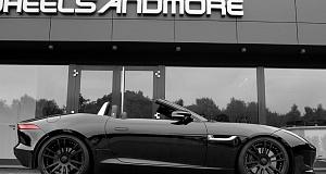 Wheelsandmore порадовал тюнингом Jaguar F-Type S