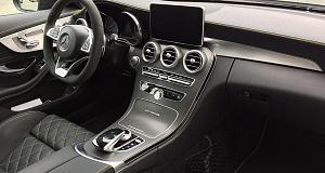 Купе Mercedes-AMG C63 S с тюнингом от Manhart