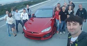 Авторский проект тюнинга Tesla Model S