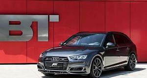 В ABT Sportsline создали новый обвес для Audi S4 Avant