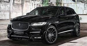 Jaguar F-Pace с тюнингом от Hamann