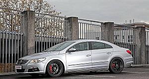 Тюнинг проект от MR Car Design – Volkswagen Passat CC