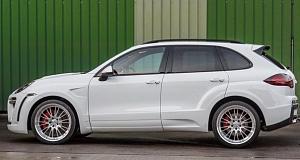 Ателье FAB Design – Porsche Cayenne Emperor