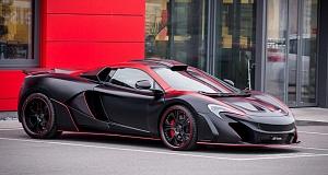 FAB Design и их тюнинг McLaren 650S VAYU GTR Coupe