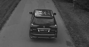 Тюнинг Double Eight Lexus LX570 от ателье Guru-Tuning