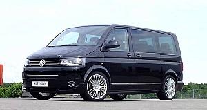 Volkswagen T5 Vansports Hartmann