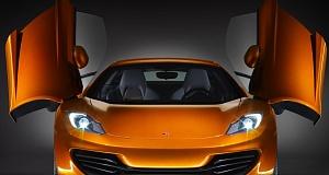 Суперкар Merdad McLaren MP4-12C: тюнингу – быть!