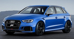 ABT Sportsline для Sportback II и Audi RS3 Sedan