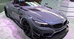 Bulletproof Automotive и их BMW Z4 GT Bulletproof Continuum