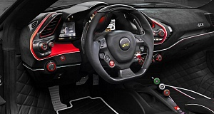 Тюнинг Ferrari 488 Spider с названием Mansory Siracusa Spider