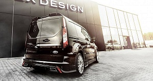 Тюнинг Ford Transit от компании Carlex Design