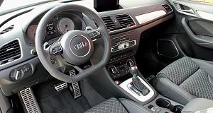 ABT произвели тюнинг Audi RS Q3