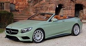 Модификация Carlsson Diospyros или тюнинг Mercedes S-класса