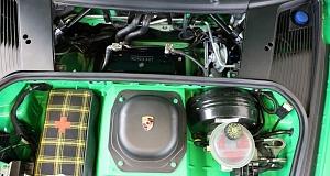 Тюнинг Porsche 911 GT3 RS от Kaege