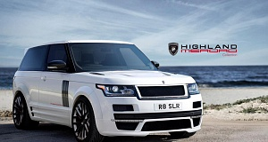 Ателье Merdad – проект Range Rover Highland GTC