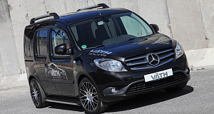 Тюнинг Mercedes-Benz Citan от Vath