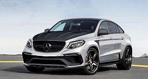 Обвес Inferno для Mercedes GLE Coupe