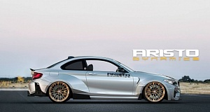 В Aristo Dynamics создадут обвес для BMW M2