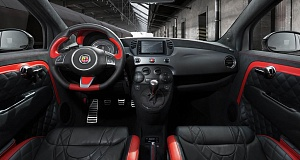 Fiat 500 Abarth с 404 л.с. от Pogea Racing