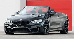 В G-Power увеличили мощность BMW M4 Convertible