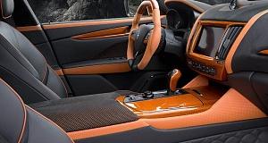Maserati Levante с тюнингом от Mansory