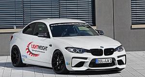 LW M2 – тюнинг купе BMW M2 от Lightweight Performance