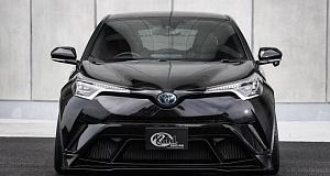 В Kuhl Racing произвели тюнинг Toyota C-HR