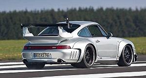 Porsche 993 GT2 – тюнинг спорткара Порше 911 от Mcchip